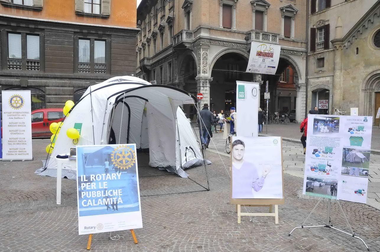Rotary distretto 2072 A Reggio Emilia il Rotary Day per il ...